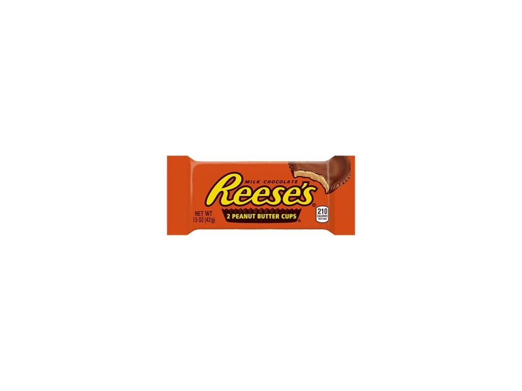 vyr 1771 Reeses 2 Peanut Butter Cups 42g