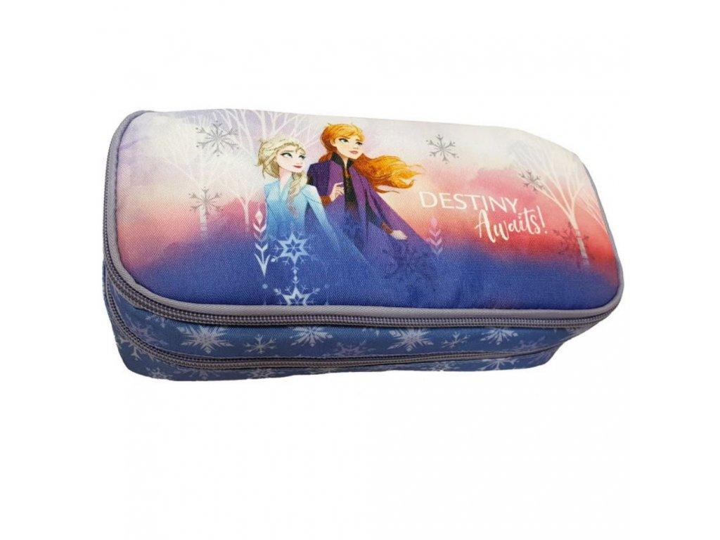 Disney Frozen 2 penál fialový