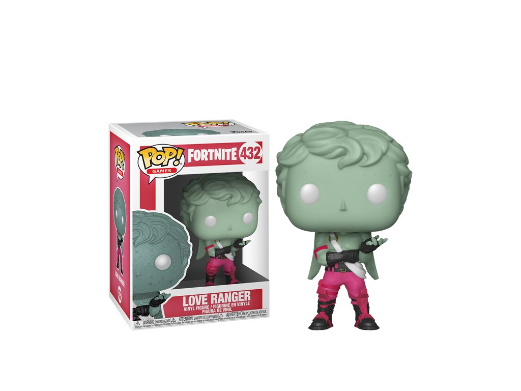 Fortnite Love Ranger figurka Funko Pop!