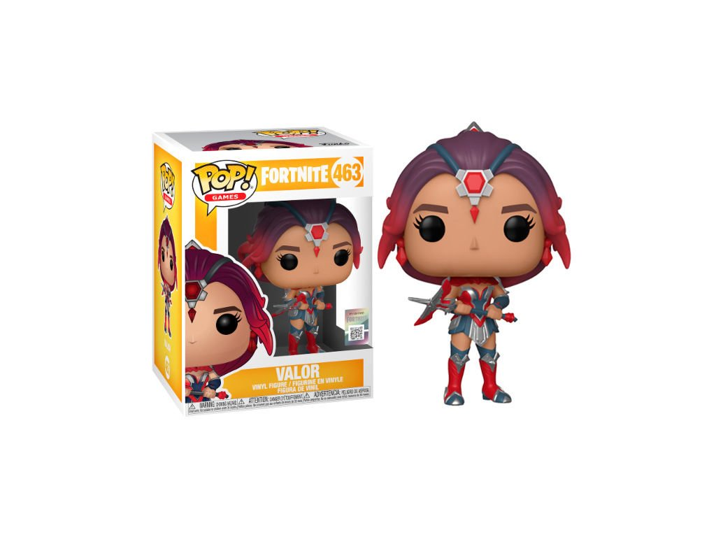 Fortnite Valor figurka Funko Pop!