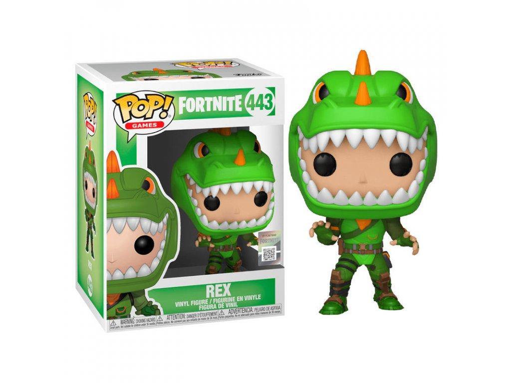 Fortnite Rex figurka Funko Pop!