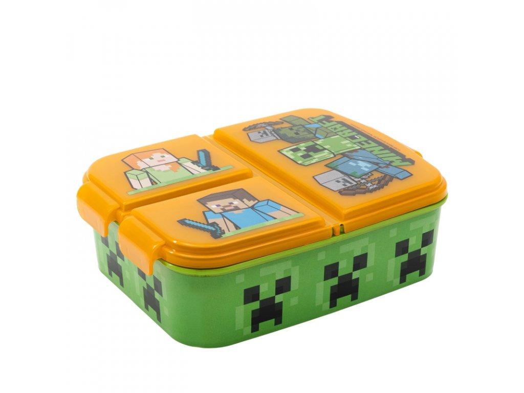 Minecraft multibox na svačinu
