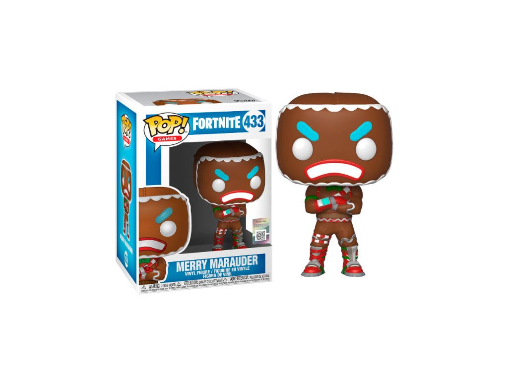 Fortnite Merry Marauder figurka Funko Pop!