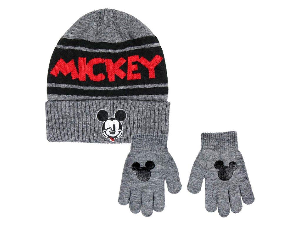 rukavice cepice set 1