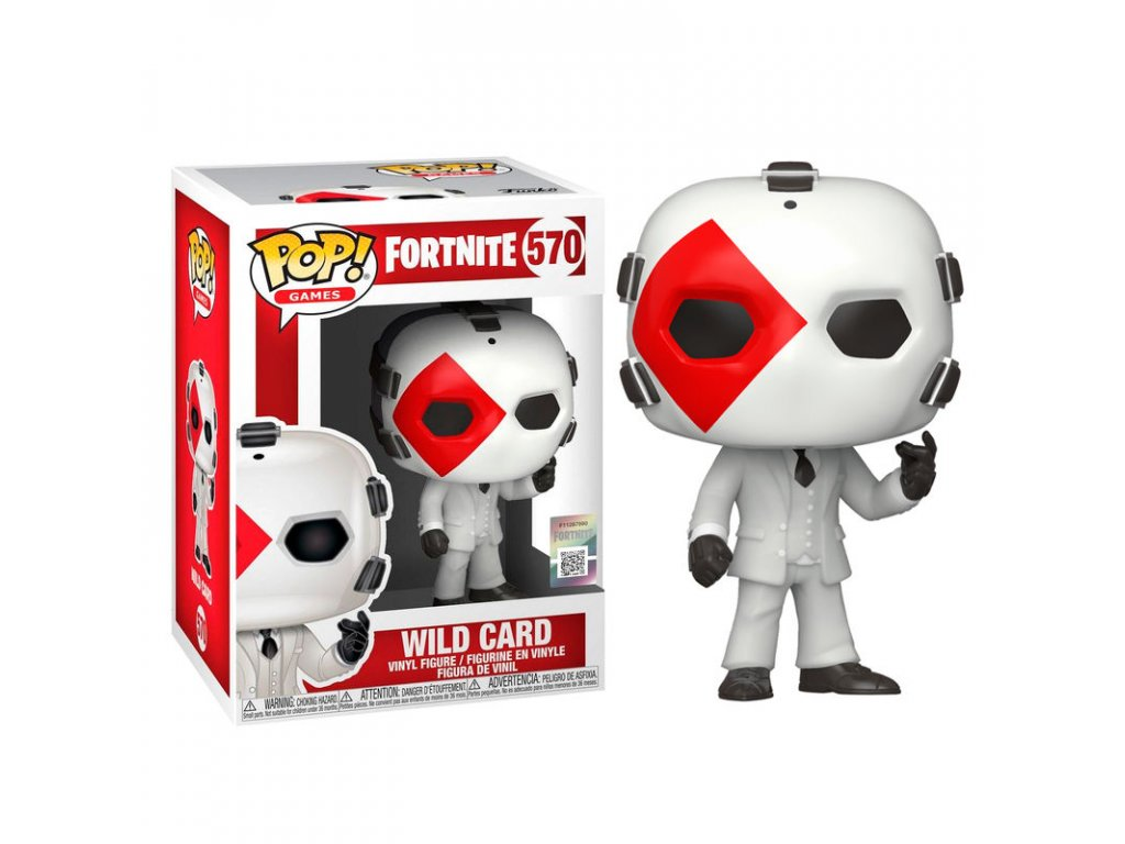 Fortnite Wild Card Diamond figurka Funko Pop!