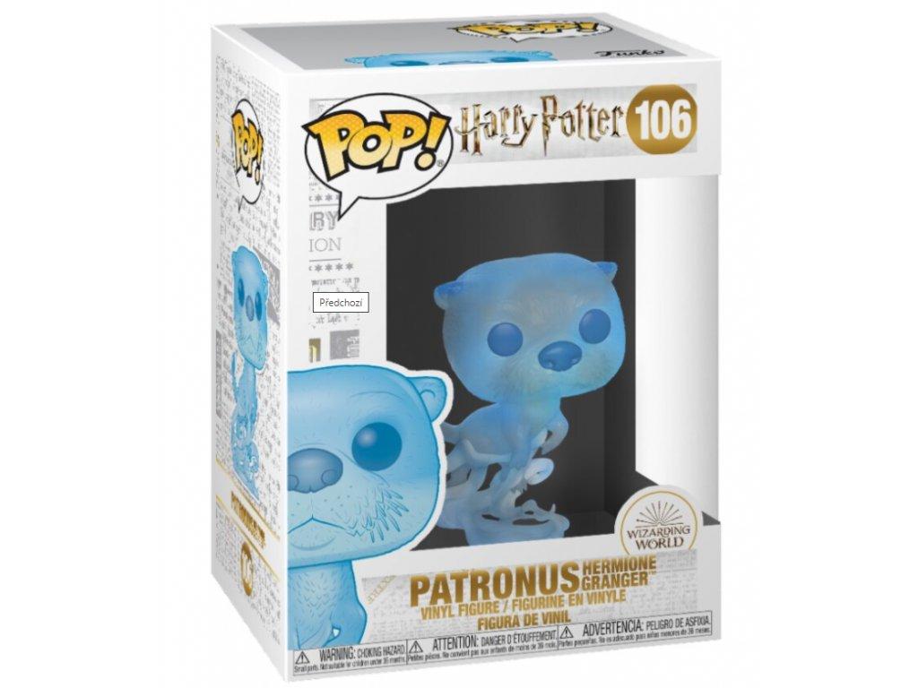Harry Potter vinylová figurka patron Hermiony 1