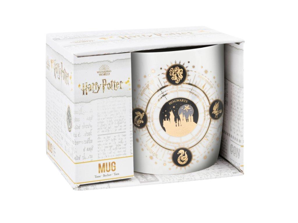 Harry Potter hrnek bílý 1