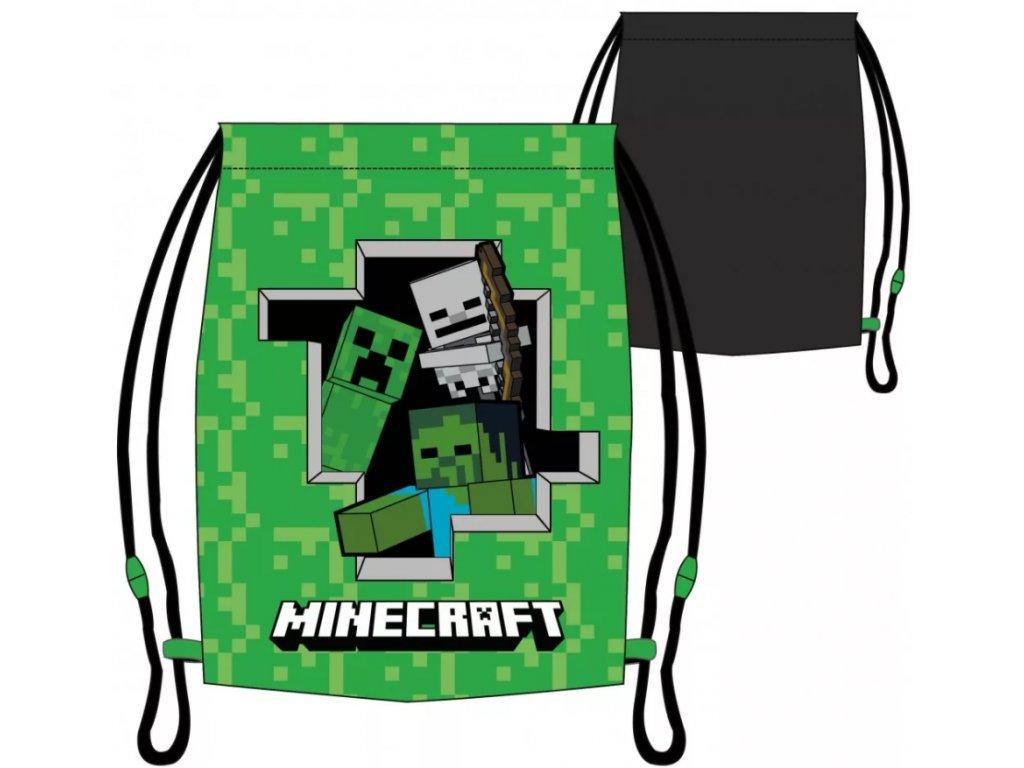 Minecraft vak na záda Monsters