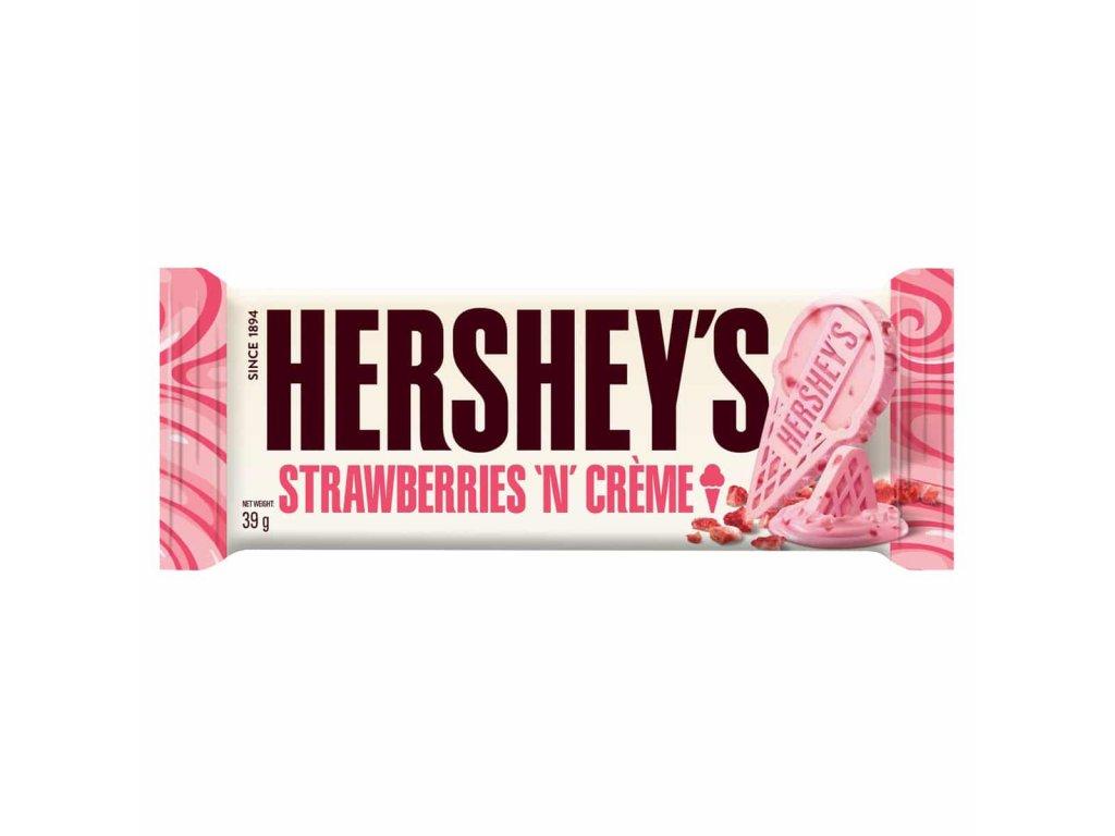 hersheys strawberries n creme