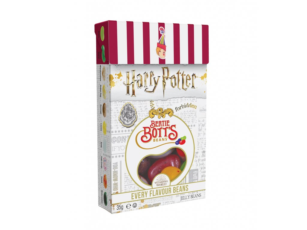 Jelly Belly Harry Potter Bertie Botts Every Flavour Jelly Beans 34 g