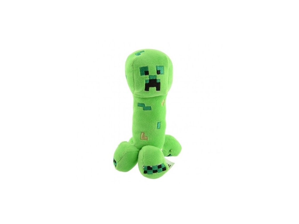 Minecraft plyšák Creeper