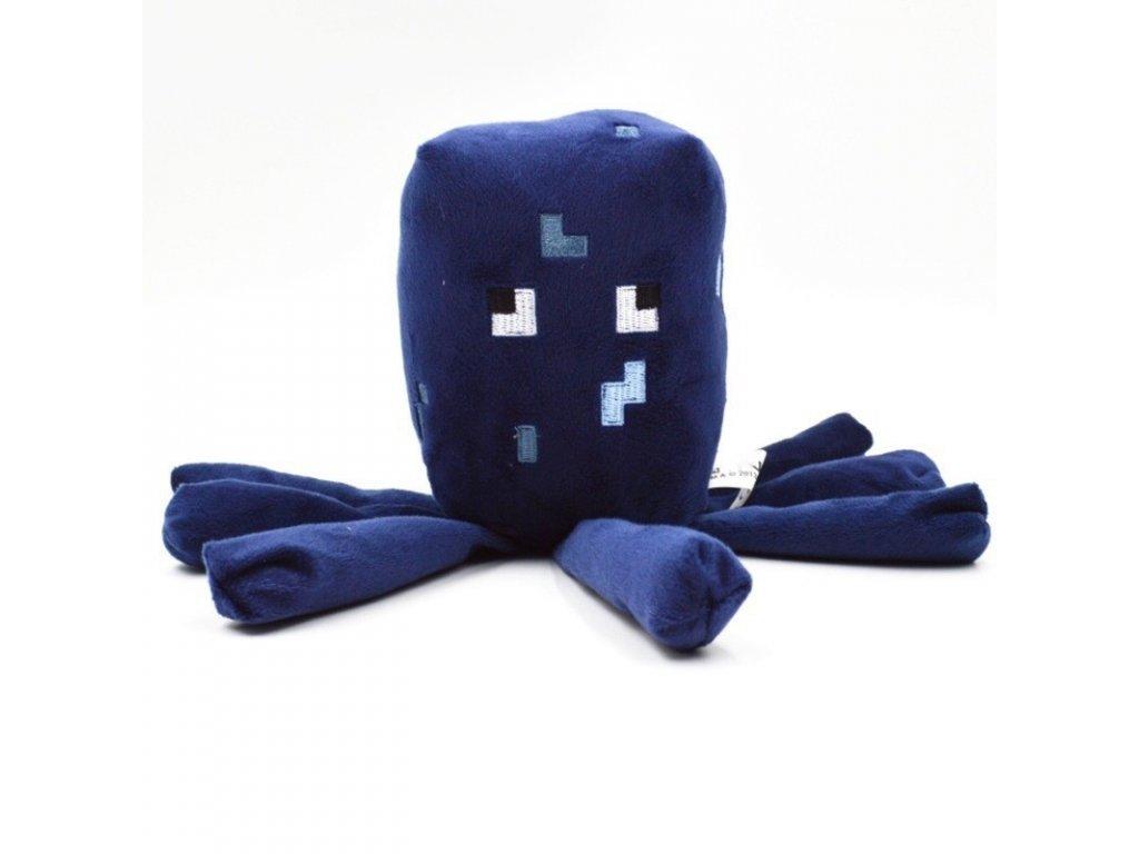Minecraft plyšák chobotnice