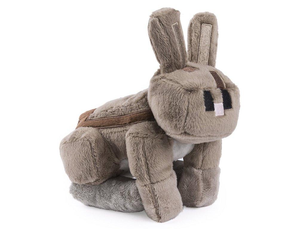 Minecraft plyšák králík