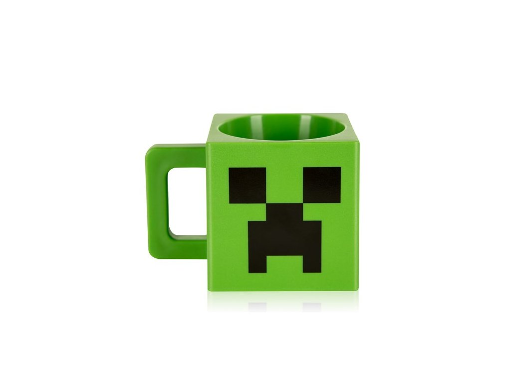 Minecraft Creeper hrnek