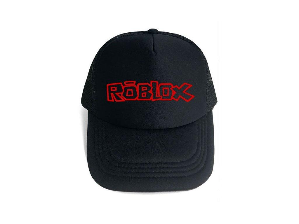 Roblox kšiltovka černá