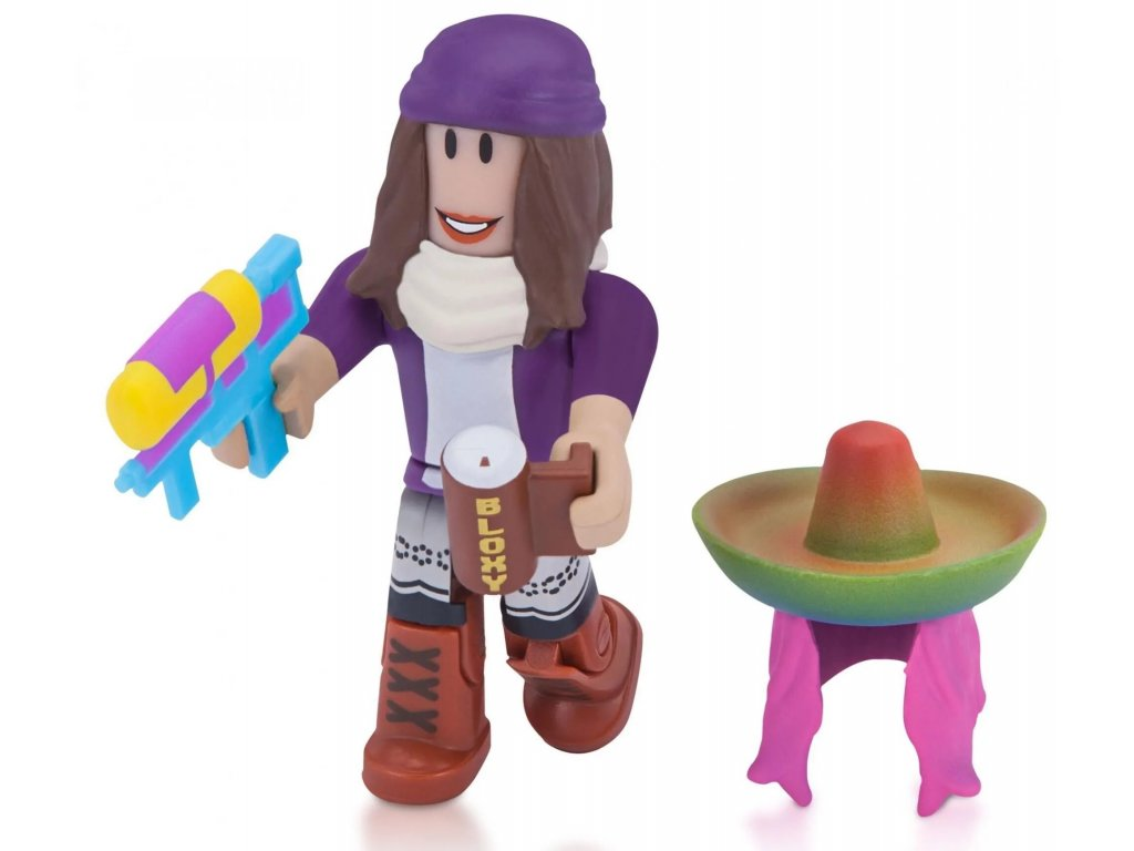 ROBLOX Celebrity figurka Fig Roblox High School: Spring Break