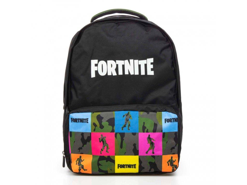 Fortnite batoh multicolor