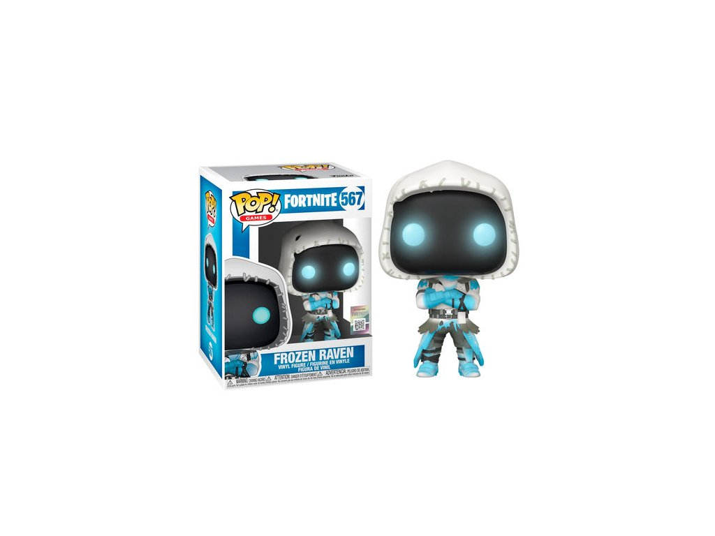 Fortnite Frozen Raven figurka Funko Pop!