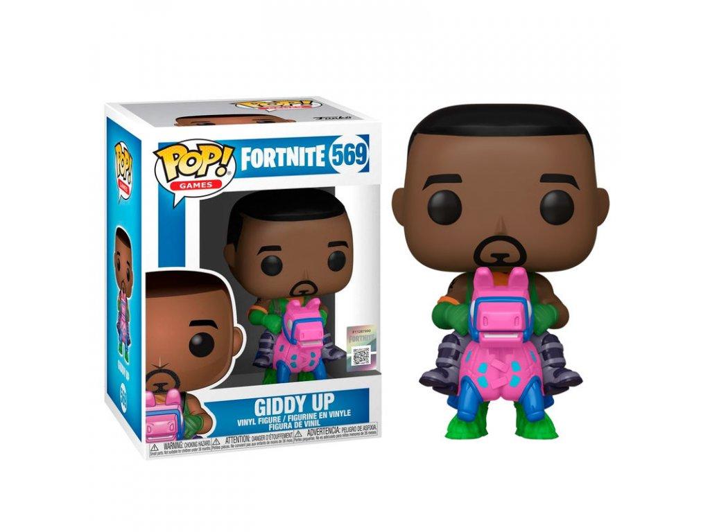Fortnite Giddy Up figurka Funko Pop!