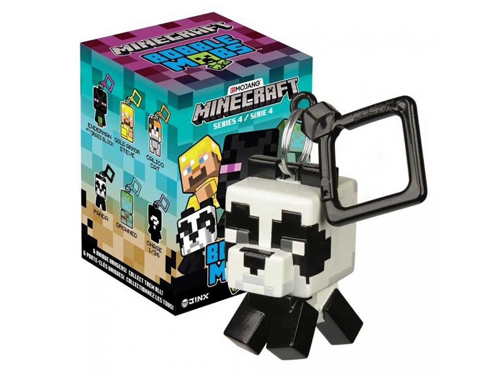 Minecraft klíčenka Bobble Mobs