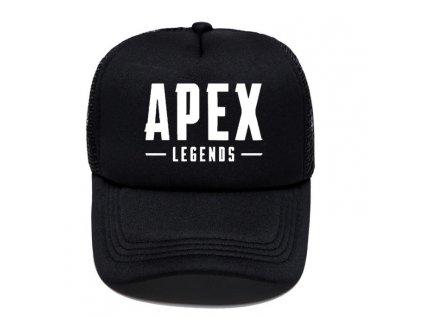 Apex Legends kšiltovka černá