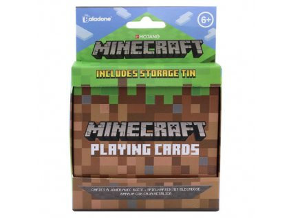 Minecraft karty