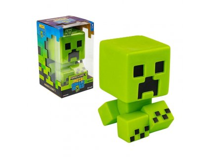 figurka minecraft creeper mega bobble svitici01