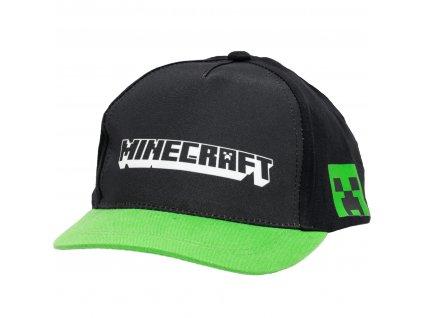 Minecraft Logo kšiltovka