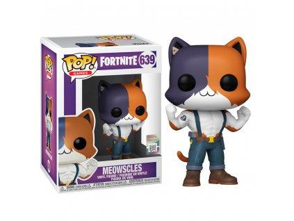 Fortnite Meowscles figurka Funko Pop!