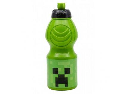 sportovni plastova lahev na piti minecraft