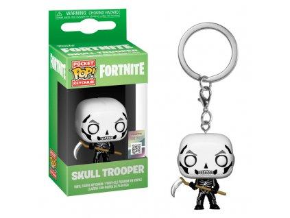 Fortnite Skull trooper Funko POP! klíčenka