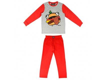 Fortnite pyžamo Durrr Burger dětské
