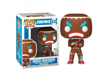 Fortnite Merry Marauder figurka Funko Pop!