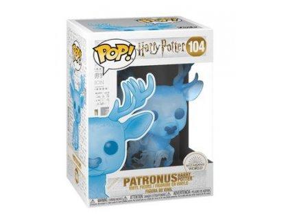 Harry Potter vinylová figurka patrony Harryho 1