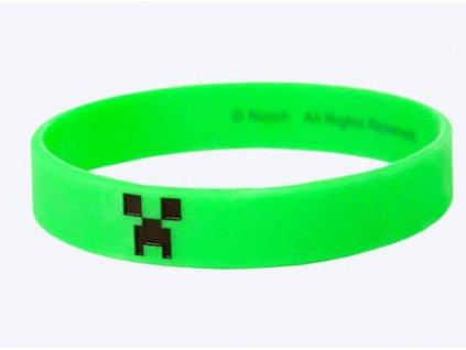Minecraft Creeper náramek