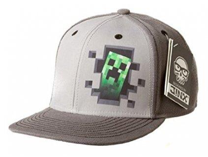 Minecraft Creeper Inside snapback