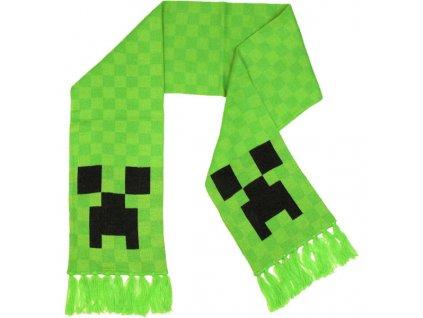 Minecraft Creeper šála