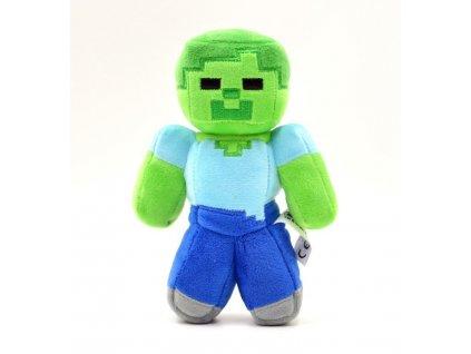 Minecraft plyšák zombie