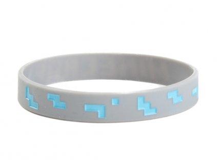 Minecraft Diamond náramek