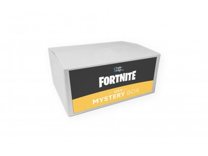 Fortnite Mystery box Gold