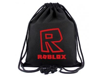 Roblox vak na záda černý