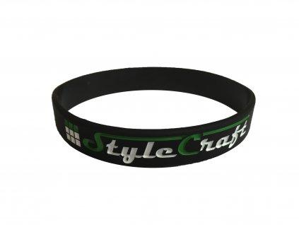 StyleCraft náramek černý