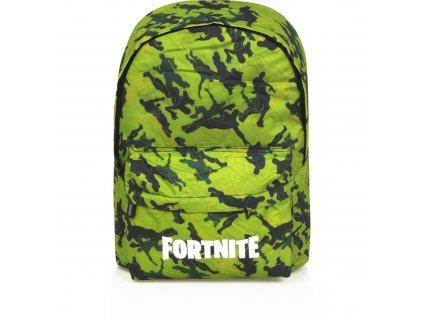 Fortnite batoh Camuflage zelený