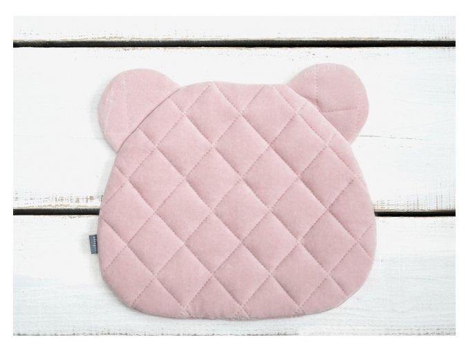 Polštář Sleepee Royal Baby Teddy Bear Pillow růžová