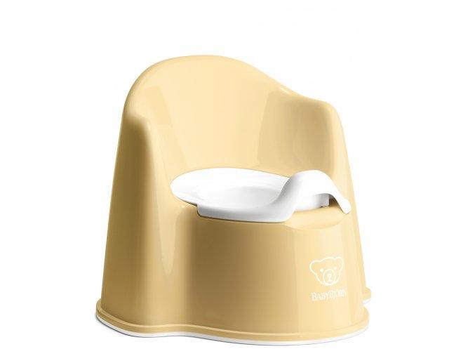 vyr 331 Potty Chair Powder yellowWhite