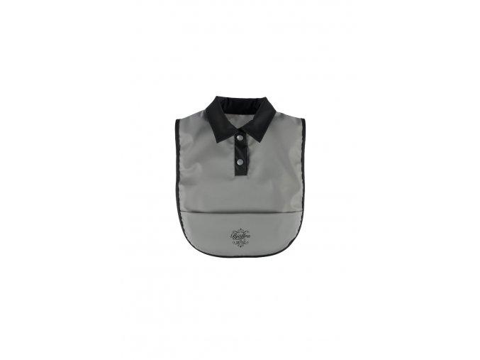 698 bib black collar