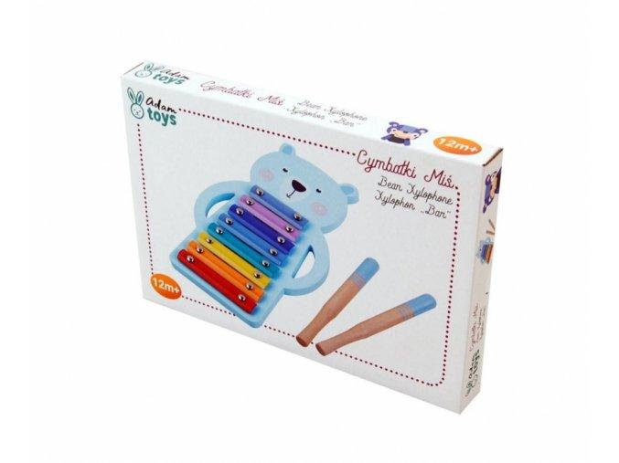 107354 183956 adam toys xylofon medvidek