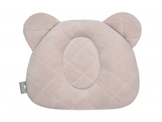 Fixační polštář Sleepee Royal Baby Teddy Bear růžová