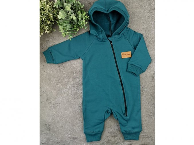 13673 2 overal teal