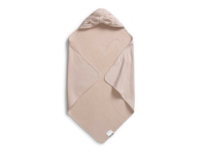 Osuška s kapucí Elodie Details - Powder Pink Bow